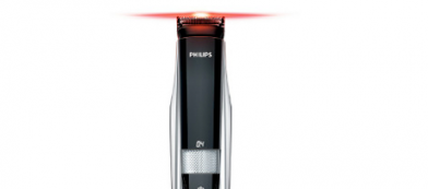 philips laser guided beard trimmer